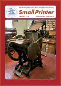 Small Printer Vol 52 - December