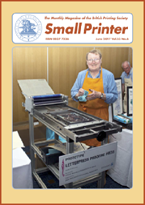 Small Printer Vol 52 - June