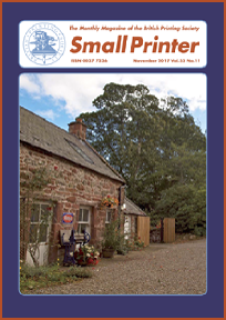 Small Printer Vol 53 - November